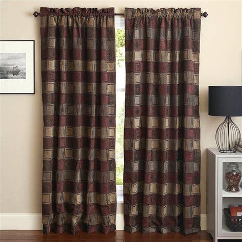 manhattan curtains blazing needles 84 inch curtain panels in manhattan set