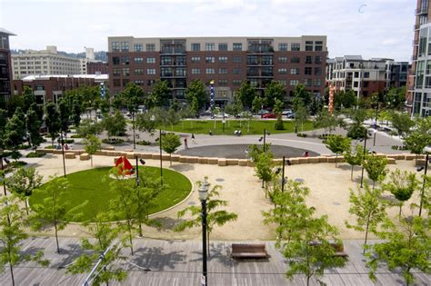 Landscape Architecture Portland Oregon Jamison Square Pwp Landscape Architecture