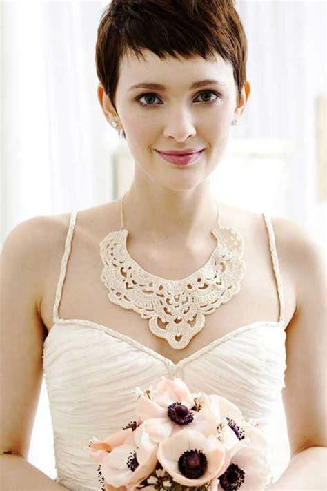 Wedding Hair With Pixie Cut by 30 Best Pixie Wedding Hair Pixie Cut 2015