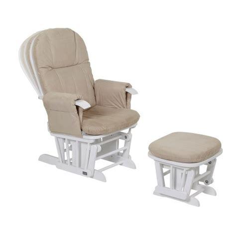 reclining nursing chair buy tutti bambini gc35 reclining glider nursing chair