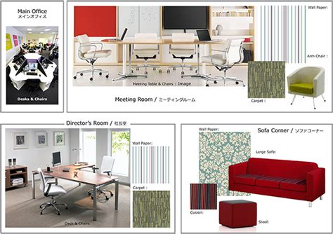 office board design office interior 3d modelling london 171 kaoru tada