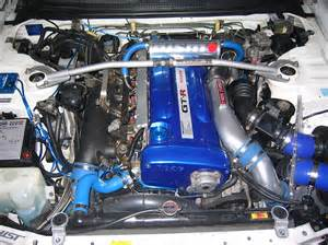 Nissan Skyline Engine Turbo The Ultimate Power Play Top 5 Engine Swaps Revved