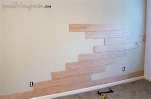 diy plank wall spoonful of imagination