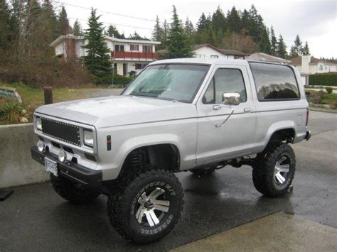 rocodog27 1984 ford bronco ii specs photos modification info at cardomain