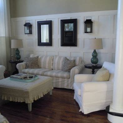wainscoting ideas for living room 17 best images about riata decor on pinterest fireplaces