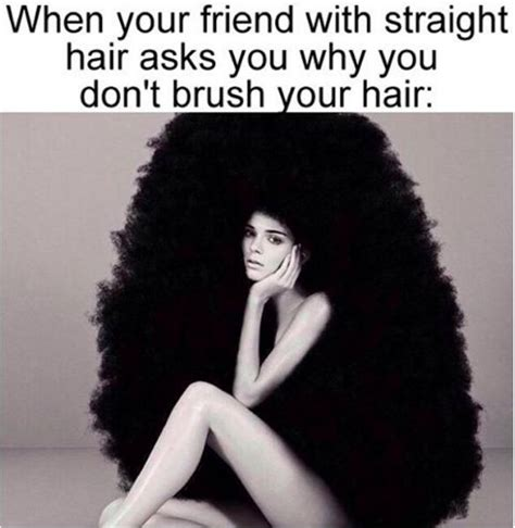 Curly Hair Meme - best 25 funny hair quotes ideas on pinterest