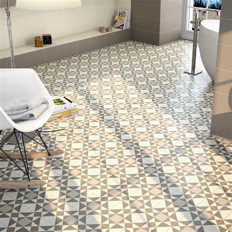 tips when buying patterned bathroom floor tiles saura v