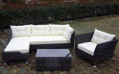 divani da giardino in rattan come scegliere un divano da giardino il divano divano