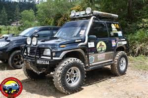 Suzuki Modifications Kaki Offroad 4x4 Adventure Club Suzuki Vitara Modification