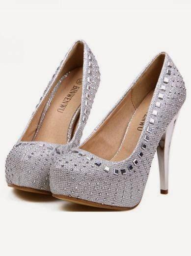 Model Dan Sepatu Consina model sepatu hak tinggi wanita terbaru 2014 info dumay