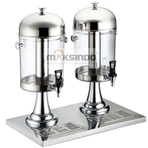 Juice Dispenser Di Bandung jual juice dispenser buffet dispenser 2 tabung di
