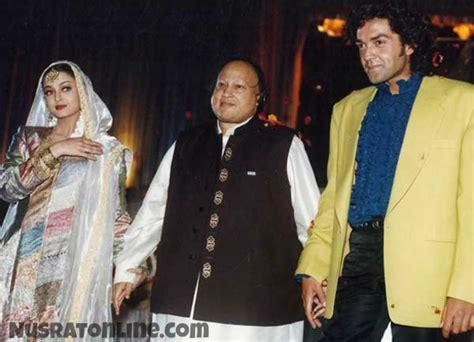 Wedding Qawwali Song by Nusrat Nusrat Fateh Ali Khan And Aishwarya