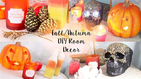 fall room decor diy diy room decor for autumn fall