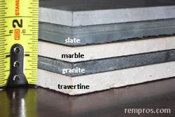 bathroom tile thickness dimensions of tile typical tile sizes