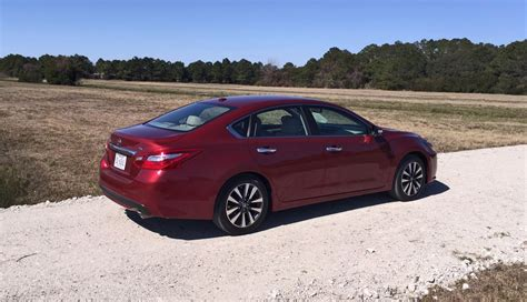Nissan Altima 2016 Reviews by Road Test Review 2016 Nissan Altima Sl Fresh For
