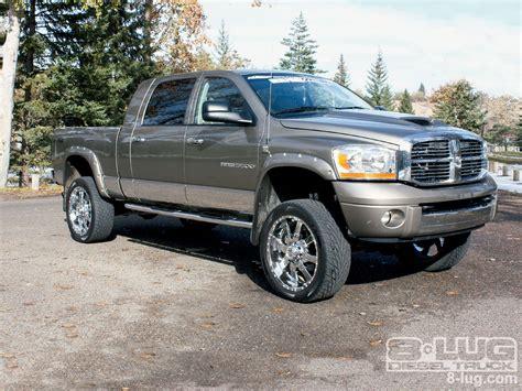 2004 Dodge Ram 2500 - Custom Diesel Trucks - 8-Lug Magazine