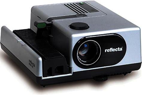 Proyektor Reflecta reflecta slide projector 2000 af new