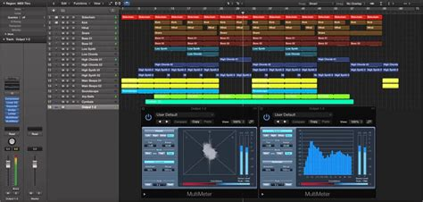 Logic Pro X Template Trap Trap Template 01 By Augusto Trap Logic Pro X Template