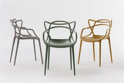 Famous Chair Designs Kartell Masters Chair