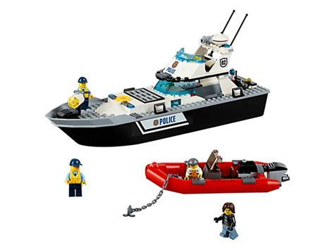 lego boat pieces for sale police patrol boat lego shop