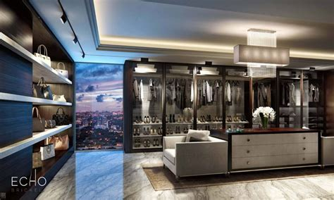 Awesome Kong Wardrobe by 5 Stunning Miami Penthouses With Pool