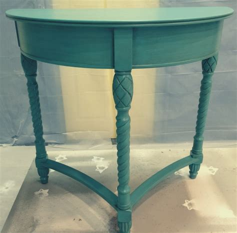 Teal Entryway Table Bombay Foyer Table Fresh Vintage Nc