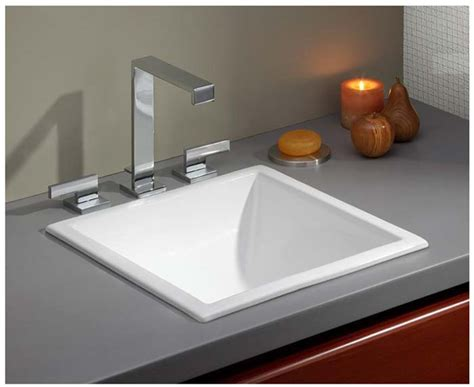 Small Drop In Bathroom Sinks by Cheviot Drop In Bathroom Sinks