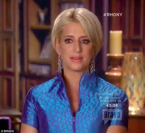 dorinda hairstyle rhony s dorinda medley vows to confront ramona singer over