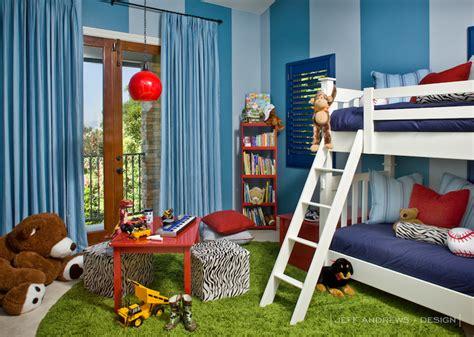 leopard pillows contemporary boy s room ashley striped kids room contemporary boy s room jeff