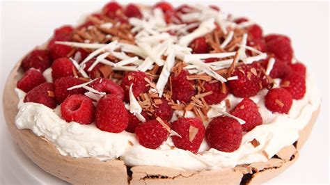 Recipes From My Kitchen by Chocolate Pavlova Recipe Vitale In The