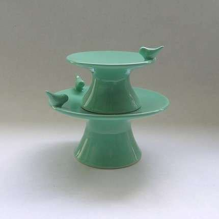Handmade Cupcake Stands - 17 best images about cake and cupcake stands on