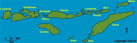 East Of Bali From Lombok To Timor diving in nusa tenggara komodo flores alor indonesia maps description addresses