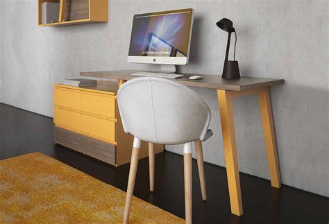 scrivania con cassetti scrivania di cm 120 con cassetti wood bridge clever it