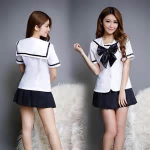 New japanese high school uniform costume wh2110 19 99 halloween