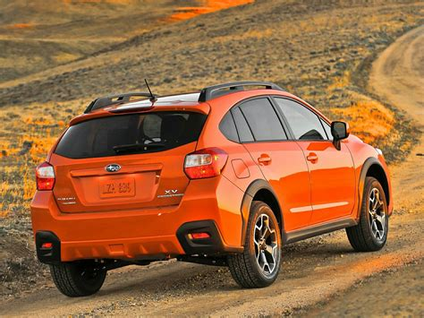 subaru orange crosstrek 2015 subaru crosstrek price photos reviews features