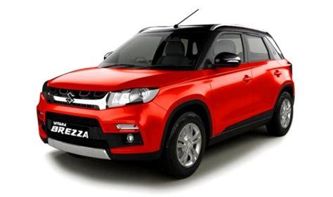 Email Id Of Maruti Suzuki For Customer Complaints Maruti Suzuki Vitara Brezza Clocks 2 Lakh Bookings Since