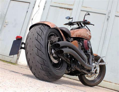 Motorrad Kawasaki Brandenburg by Umgebautes Motorrad Kawasaki Vn 1600 Von Motorradhaus