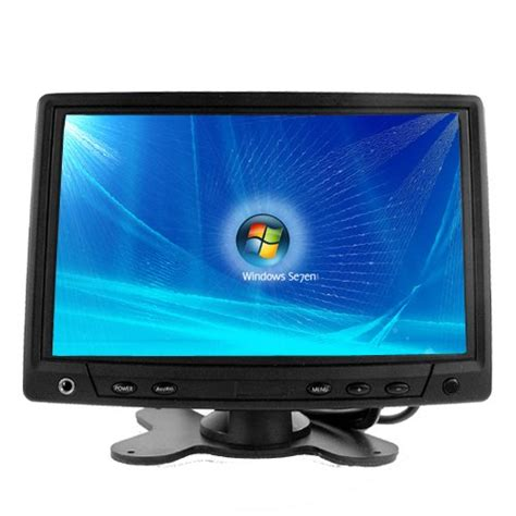 Monitor Lcd Pc electronic wolrd lcd computer monitor