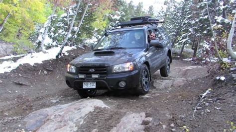 subaru outback offroad poughkeepsie gulch trail subaru forester off road youtube