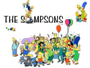 the simpsons the simpsons wallpaper 33137003 fanpop