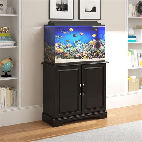gallon fish tank stands aquariumdimensions