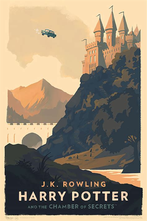 the of harry potter books magical vintage harry potter book covers by olly moss