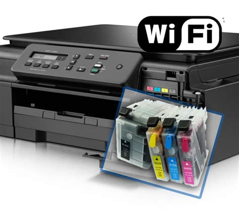 how to reset brother dcp j100 ink box full brother dcp j105 inkbenefit wifi printer short ciss