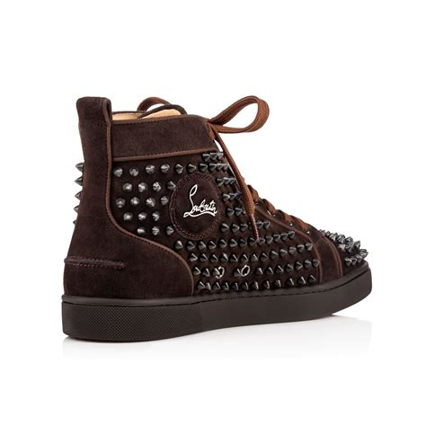 louboutins mens sneakers christian louboutin mens shoes spikes replica christian