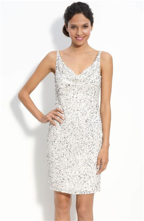 beaded white gown something silver for your wedding