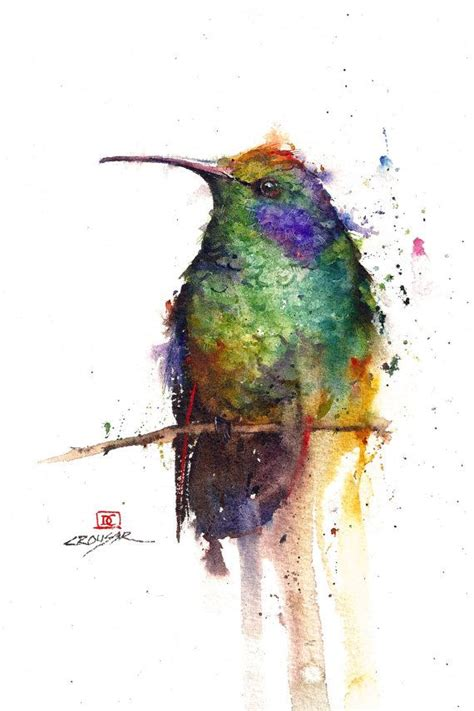 tutorial watercolor hummingbird 964 best images about bird photos and art images on pinterest