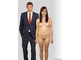 Nude female clothed male, bondage corset cross dressing fetish gay tv