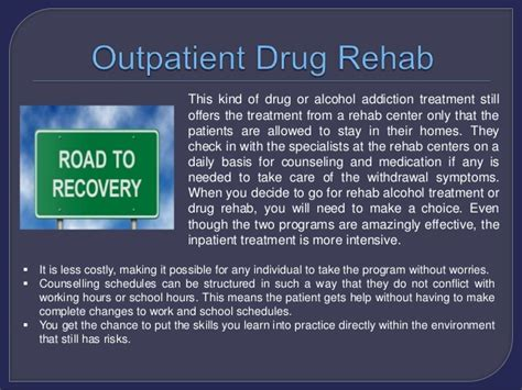 Outpatient Detox Programs by Cocaine Addiction And Rehab
