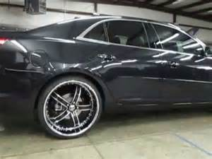 "rimtyme jonesboro ga, 2013 chevrolet malibu on 22"" xxr"