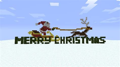 best pixel merry christmas merry pixel advent day 25 minecraft project